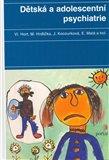 Dětská a adolescentní psychiatrie - obálka