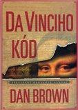 Da Vinciho kód - ilustrované vydání - obálka