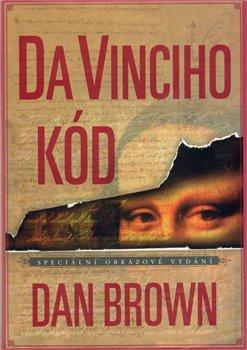 Obálka titulu Da Vinciho kód - ilustrované vydání
