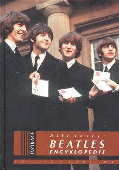 Obálka titulu Beatles. Encyklopedie