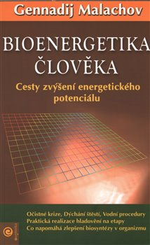 Obálka titulu Bioenergetika člověka