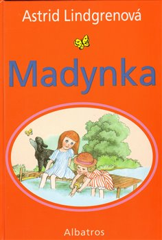 Obálka titulu Madynka