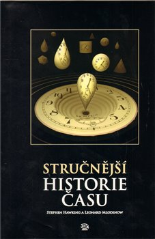 Obálka titulu Stručnější historie času