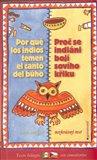 Proč se indiáni bojí sovího křiku / Por qué los indios temen el canto del búho - obálka