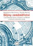 Dějiny zeměměřictví v Čechách, na Moravě a ve Slezsku - obálka