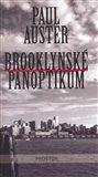 Brooklynské panoptikum - obálka