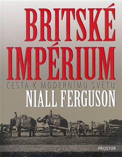 Obálka titulu Britské impérium