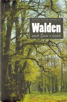 Obálka titulu Walden