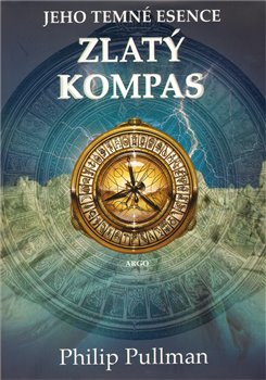 Obálka titulu Zlatý kompas (verze s obálkou pro dospělé)