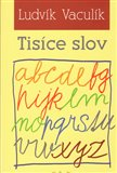 Tis&#237;ce slov - oblka