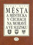 Města a městečka v Čechách, na Moravě a ve Slezsku / 7. díl Str-U - obálka