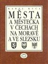 Obálka knihy Města a městečka v Čechách, na Moravě a ve Slezsku / 7. díl Str-U