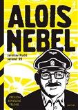 Alois Nebel - kreslená románová trilogie - obálka