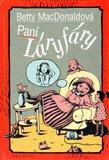 Paní Láryfáry - obálka