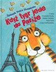 Když tygr jede do Paříže - obálka