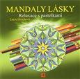Mandaly lásky 1 (Relaxace s pastelkami) - obálka