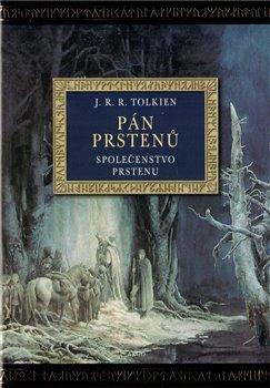 Obálka titulu Společenstvo prstenu (ilustrované vydání)