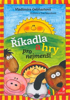 Oblka titulu &#237;kadla a hry pro nejmen&#237;