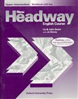 New Headway Upper-Intermediate - Workbook with key - obálka