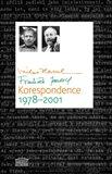 Václav Havel – František Janouch: Korespondence 1978–2001 (Bazar - Mírně mechanicky poškozené) - obálka