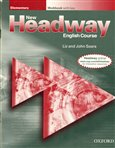 New Headway Elementary - Workbook with key - obálka