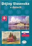 Dějiny Slovenska v datech - obálka