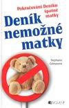 Obálka knihy Deník nemožné matky