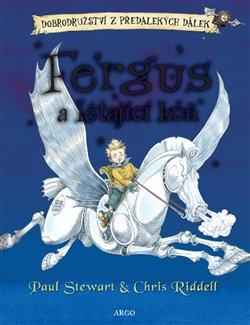 Obálka titulu Fergus a létající kůň