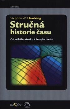 Obálka titulu Stručná historie času