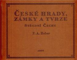 Obálka titulu České hrady, zámky a tvrze IV.