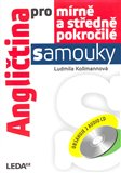 Anglitina pro m&#237;rn a stedn pokroil&#233; samouky - oblka