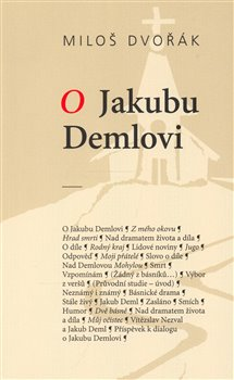 Oblka titulu O Jakubu Demlovi