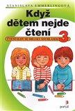 Když dětem nejde čtení 3 (Čtení slov se shluky souhlásek) - obálka