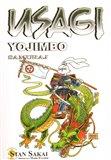 Samuraj (Usagi Yojimbo 02) - obálka
