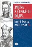 Jména z českých dějin, která byste měli znát I. - obálka