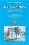Obálka knihy Exulantský kazatel