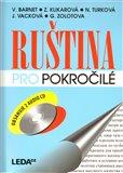 Ruština pro pokročilé + 2 CD - obálka