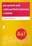 Jak správně psát velká počáteční písmena v češtině - obálka