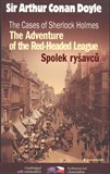 Spolek ryšavců a jiné případy Sherlocka Holmese/The Red-Headed League and other Cases of Sherlock Holmes - obálka