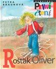 Rošťák Oliver - obálka