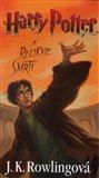 Harry Potter a relikvie smrti - obálka