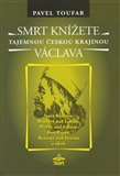 Smrt knížete Václava - obálka