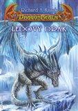 DragonRealm - Ledový drak - obálka