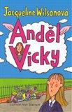 Anděl Vicky - obálka
