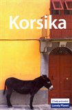 Korsika - Lonely Planet - obálka