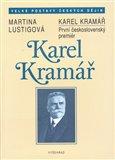 Karel Kramář - obálka