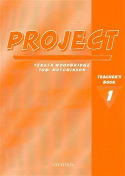 Oblka titulu Project 1 Teacher&#180;s book