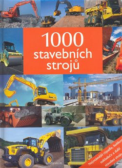 Oblka titulu 1000 stavebn&#237;ch stroj