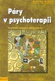 Páry v psychoterapii (Na prožitek orientované metody a cvičení) - obálka