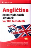 Angličtina (8000 základních slovíček) - obálka